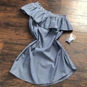 Dresses & Skirts - Sweet Wanderer One Shoulder Dress